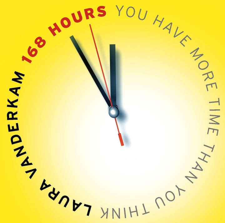 168 Hours: You Have More Time Than You Think [Book Review]