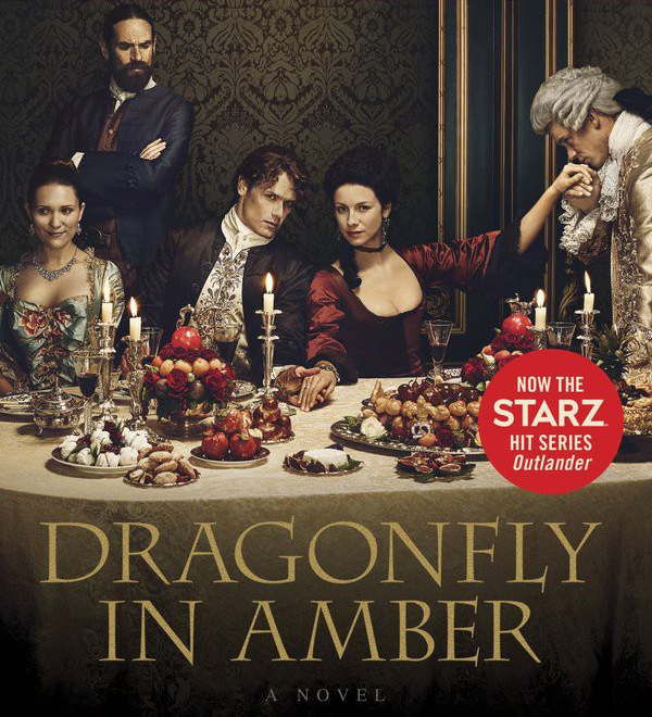 "My thoughts about ""Dragonfly in Amber"" (Outlander #2)"