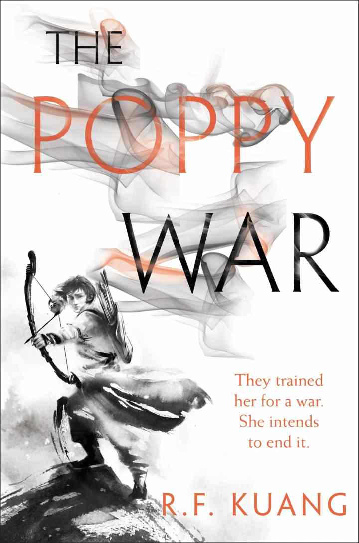 "My thoughts on ""The Poppy War"""